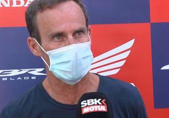 Ada Apa Nih? Bos Tim Repsol Honda Di MotoGP Datang ke Tes WSBK 2020