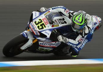 Meski Ada Tawaran Menarik, Cal Crutchlow Ogah Balapan World Superbike