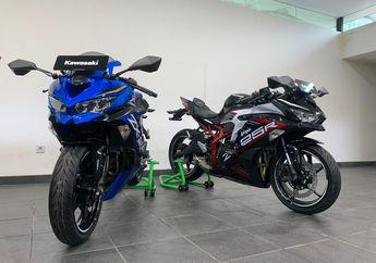 Ayo Bandingkan Adu Spesifikasi Kawasaki Ninja 250 4 Silinder Alias ZX-25R dengan Ninja 250 2 Silinder