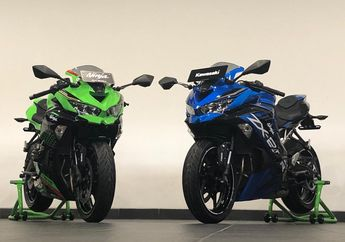 Begini Spesifikasi Lengkap Kawasaki Ninja 250 ZX-25R yang 4 Silinder
