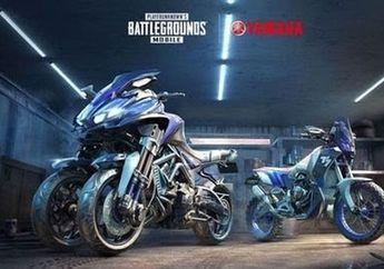 Bikers Pecinta Game Girang Nih, Yamaha Niken dan Tenere 700 Hadir di PUBG Mobile
