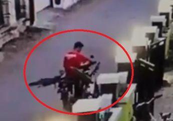 Waspada! Maling Makin Nekat, Gak Tertarik Sama Motor, Satu Unit Sepeda Terparkir di Masjid Raib