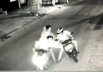 Brutal, Begal Bermotor Tanpa Belas Kasihan Rampas Honda BeAT Anak SMP, Pelaku Sempat Beli Bensin