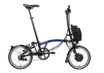 Bikers Langsung Panas Dingin, Brompton Sepeda Listrik Paling Mahal di Dunia, 1 Sepeda Bisa Beli 2 Yamaha Lexi