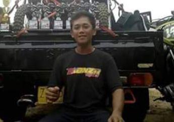Berduka, Pembalap Indonesia Meninggal Setelah Terpelanting di Balapan Tasikmalaya
