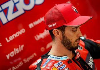 Kabar Bagus, Andrea Dovizioso Dinyatakan Fit Balapan MotoGP di Jerez