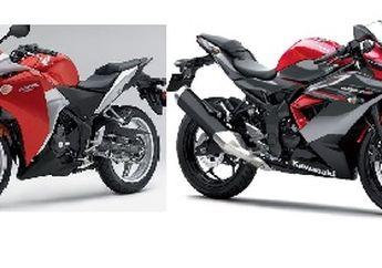 Beli Motor Sport Mahal, Kata Siapa? Rp 13 Jutaan Bisa Bawa Pulang Motor 250 Cc Ini Bro