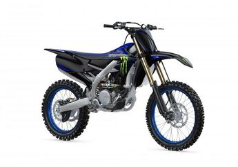 Yamaha YZ250F Monster Energy Racing Edition Siap Meluncur, Liverynya Cocok Buat WR 155R Nih