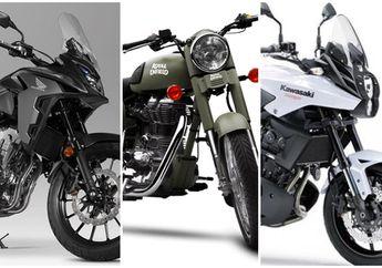 Cari Moge Bekas Seharga Kawasaki Ninja ZX-25R? Pilihannya Keren-keren Banget Nih
