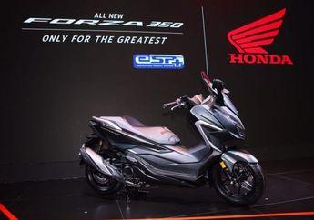 Saingan Yamaha XMAX Resmi Meluncur, Motor Baru Bermesin Jumbo Harganya Bikin Melongo