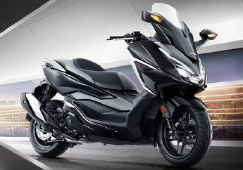 Mantul Honda Forza Generari Baru Bakal Dibekali Fitur Mobil Sport, Yamaha TMAX Bakal Ketinggal?