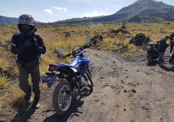 Pariwisata Kembali Dibuka, Yamaha DDS Bali Langsung Gaspol Ke Kintamani PakaiWR 155R Dengan Protokol Kesehatan