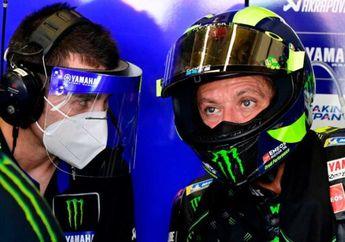 Berhasil Lolos Ke Q2 MotoGP Spanyol 2020, Begini Kata Valentino Rossi