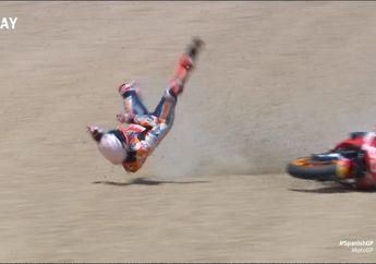 MotoGP Spanyol 2021, Marc Marquez Masih Dihantui Trauma Musim Lalu?