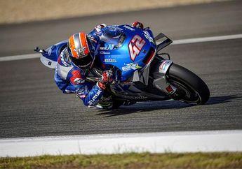 Jelang Balapan MotoGP Spanyol 2020, Alex Rins Absen Akibat Crash, Sempat Unggah Pesan Khusus