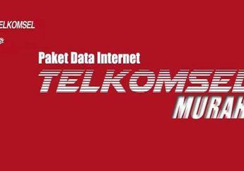 Mulai Rp 5 Ribuan, Update Harga Paket Internet Telkomsel Mantap Buat WFH, Cek Daftar Lengkapnya
