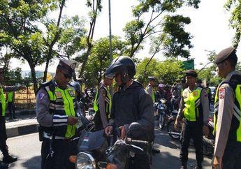 Waspada, Pemotor Bisa Dipenjara 3 Bulan atau Denda Rp 750 Ribu, 15 Incaran Polisi Saat Razia Operasi Patuh Jaya 2020