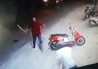 Seorang Ayah Tega Bacok Putri Kandungnya Pakai Parang, Berawal Gara-gara Pinjam Motor