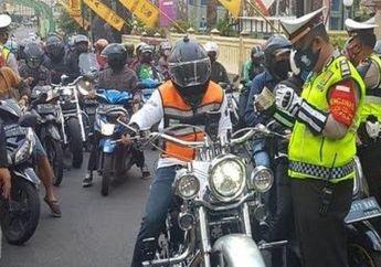 Gak Main-main, Polisi Bakal Tilang Motor Sekelas Harley-Davidson Kalau...