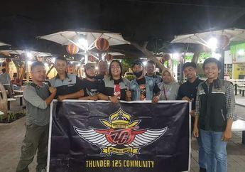 Menolak Punah, Thunder Community Indonesia (TCI) Chapter Yogyakarta Rayakan HUT ke-12