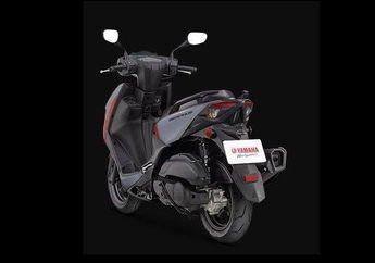 Resmi Yamaha Rilis Motor Baru Matic 125 cc Adik Yamaha NMAX Desain Seperti XMAX Saingi Honda Vario