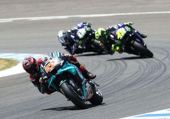 Salah Vinales Kasih Jalan Quartararo, Juara MotoGP Spanyol dan Andalusia Sekaligus