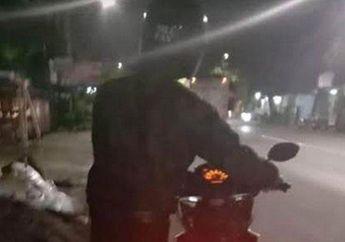 Miris Sekali, Motor Cewek Raib Dibawa Kabur Sama Cowok yang Ia Kenal di Aplikasi MiChat, Hati-hati Sis!