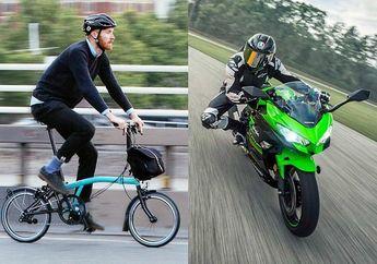 Orang Indonesia Borong Sepeda Brompton Seharga Kawasaki Ninja 250 dari Luar Negeri, Toko Sepeda di Jerman Sampai Tutup!