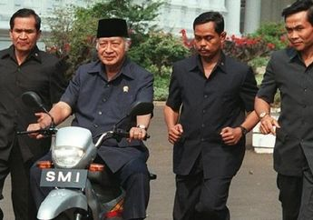 Misteri Motor Nasional Presiden Soeharto di Kuburan Motor Mencuat, Netizen Langsung Heboh