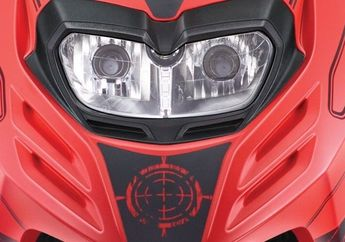 Motor Baru Eropa Harga Murah Aprilia Storm 125 Dijual Seharga Honda BeAT