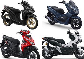 Segini Harga Motor Matic Honda Terbaru Agustus 2020, Saingan Yamaha Mio Dijual Murah Banget