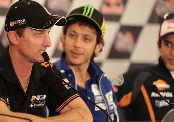 Mantan Kolega Valentino Rossi Bongkar Rahasia Celakanya Marc Marquez