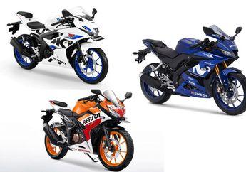 Update Harga Motor Sport Fairing 150cc Per Agustus 2020, Mulai Rp 30 Jutaan Nih