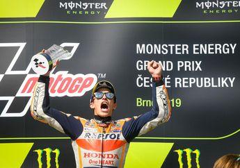 Marc Marquez Perkasa di MotoGP Ceko 2019,  Nasib Musim Ini Gak Jelas