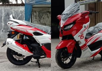 Buruan Sikat! Yamaha All New NMAX Predator Edisi HUT RI Dijual Terbatas, Harganya Cuma Segini