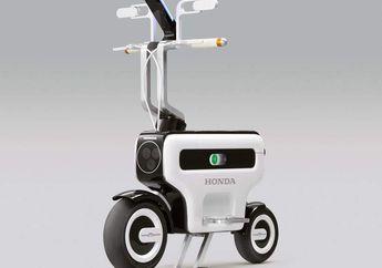 Bereinkarnasi, Honda Bakal Hidupin Lagi Motor Lipat dengan Mesin Elektrik
