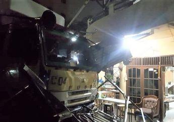 Kebon Jeruk Geger, Dua Motor Jadi Korban Seruduk Truk Tronton Yang Hantam Rumah, Korban Minta Ganti Rugi Rp 79 juta