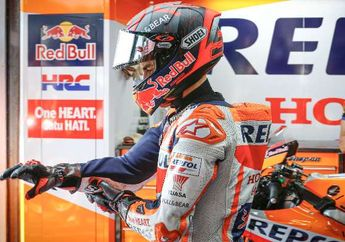Absen di MotoGP Ceko 2020, Marc Marquez Siap-siap Rugi Bandar