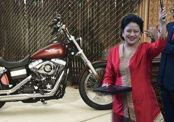 Harganya Bikin Melongo Puan Maharani Ketua DPR RI Punya Koleksi Motor Tahun 2002 dan 2003