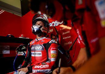 Diam-diam, Andrea Dovizioso Punya Ambisi di MotoGP Ceko 2020