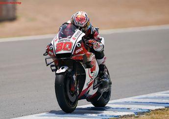 Hasil FP1 MotoGP Sirkuit Brno Ceko 2020, Nakagami Tercepat, Valentino Rossi ke Mana?