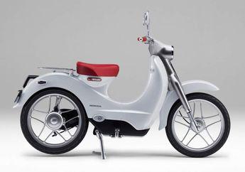 Wuih! Sambut Era Baru Honda Bakal Ubah Super Cub C125 Jadi Motor Listrik