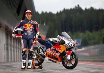 Pembalap Indonesia Mario Suryo Aji Siap Berlaga di Red Bull Rookies Cup 2020, Ini Jadwalnya