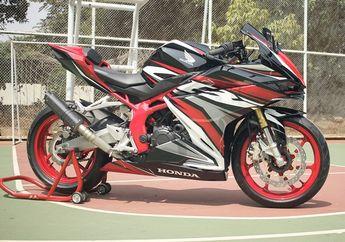 Modifikasi Honda CBR 250 RR SP 2020, Aksesoris Bisa Dibeli di Dealer