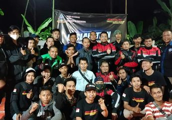 Meriah Abis, HUT Sekaligus Deklarasi GSX Community Nusantara Chapter Lebak Rangkasbitung