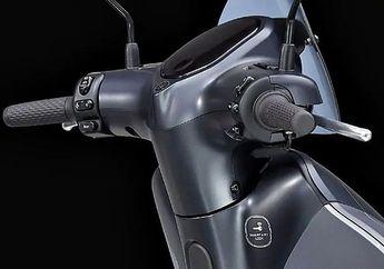 Dasar Matre dan Mata Duitan Motor Matic Baru Yamaha Ini Bisa Hidup Jika Dimasuki e-Money