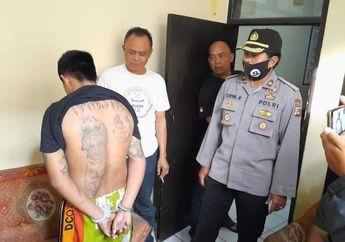Gara-gara Rayuan Cewek, Pentolan Geng Motor Bogor Ditangkap Polisi
