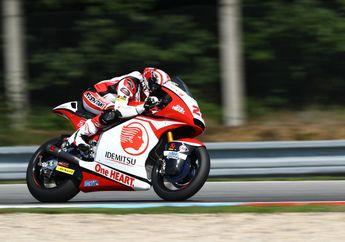 Hasil FP3 Moto2 di Sirkuit MotoGP Brno Ceko 2020, Pembalap Indonesia Andi Gilang Pangkas Waktu 1 Detik