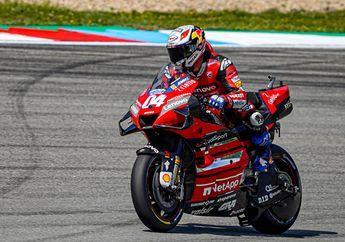 Pembalap Ducati Ini Bingung Gak Lolos Ke Q2 MotoGP Sirkuit Brno Ceko