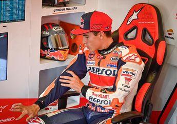 Gawat NIh, Marc Marquez Maksa Balap Lagi di MotoGP Austria 2020?